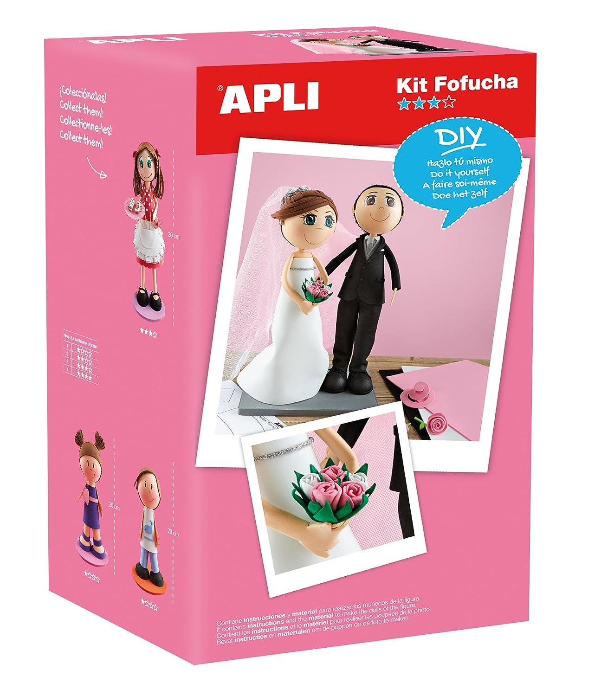 APLI Kids Kit Fofucha novios