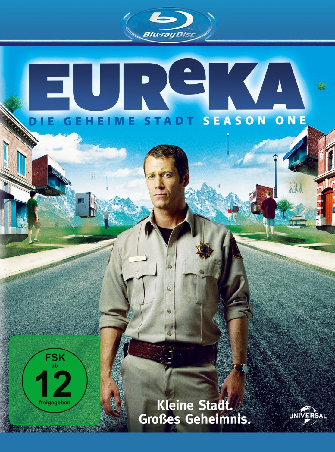 EUReKA - Season 1 [Blu-ray] by Universal Pictures UK