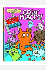 Uglydoll: Goin' Places Paperback