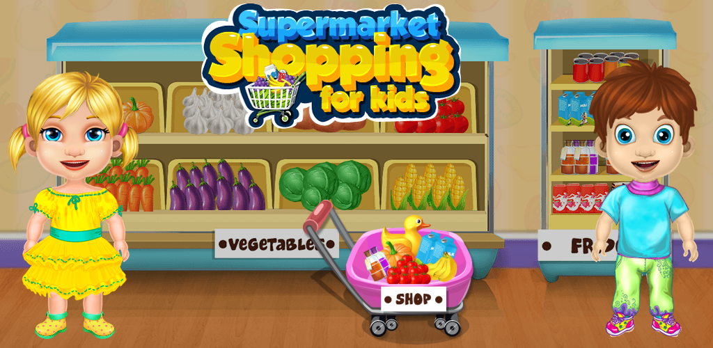 Marvelous Amazon.com: Supermarket Shopping For Kids : Educational Game For Kids    FREE: Appstore For Android
