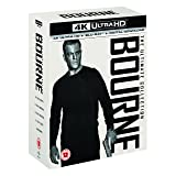Bourne 4K Collection (+ Blu-rays) [4K Blu-ray]