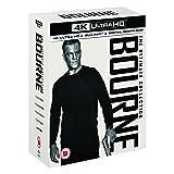 Bourne 4K Collection (+ Blu-rays) [4K Blu-ray]