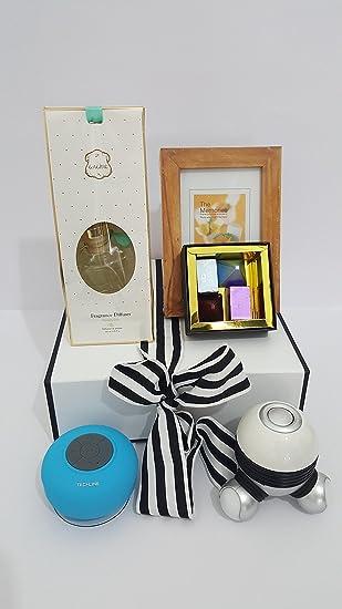 Amazon.com: Lli Macy regalo para los cinco sentidos, el ...