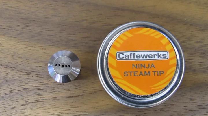 BrewGlobal Caffewerks Ninja Steam Tip (CW-BLASTER)