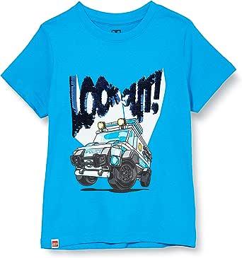 LEGO Cm City Camisa Manga Larga para Niños