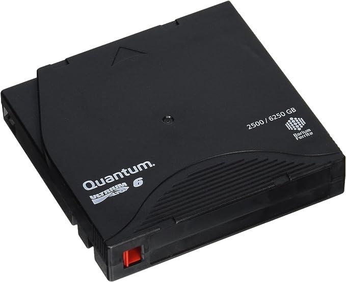 Quantum mr-l6mqn-01/LTO6/Ultrium 6/2500//6250GB Media Cartuccia Dati