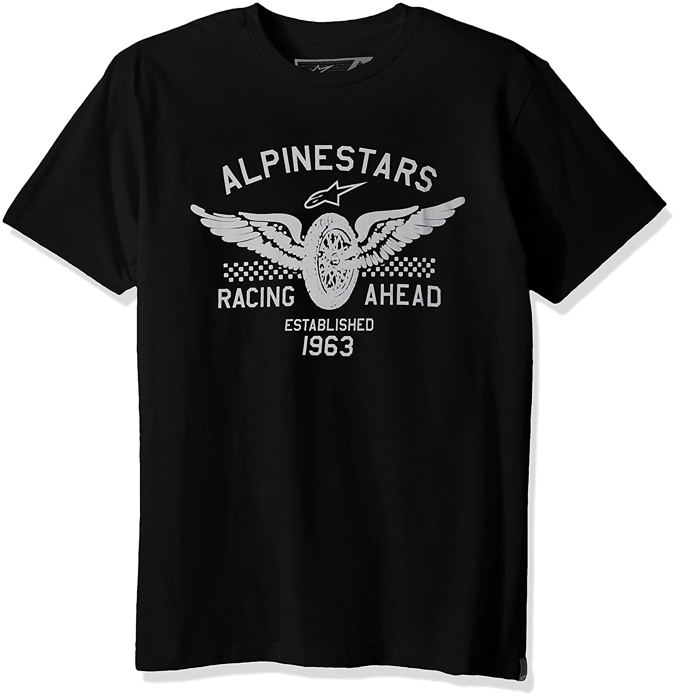 Alpinestars Herren T-Shirt Landspeed Heritage Modern Fit Short Sleeve