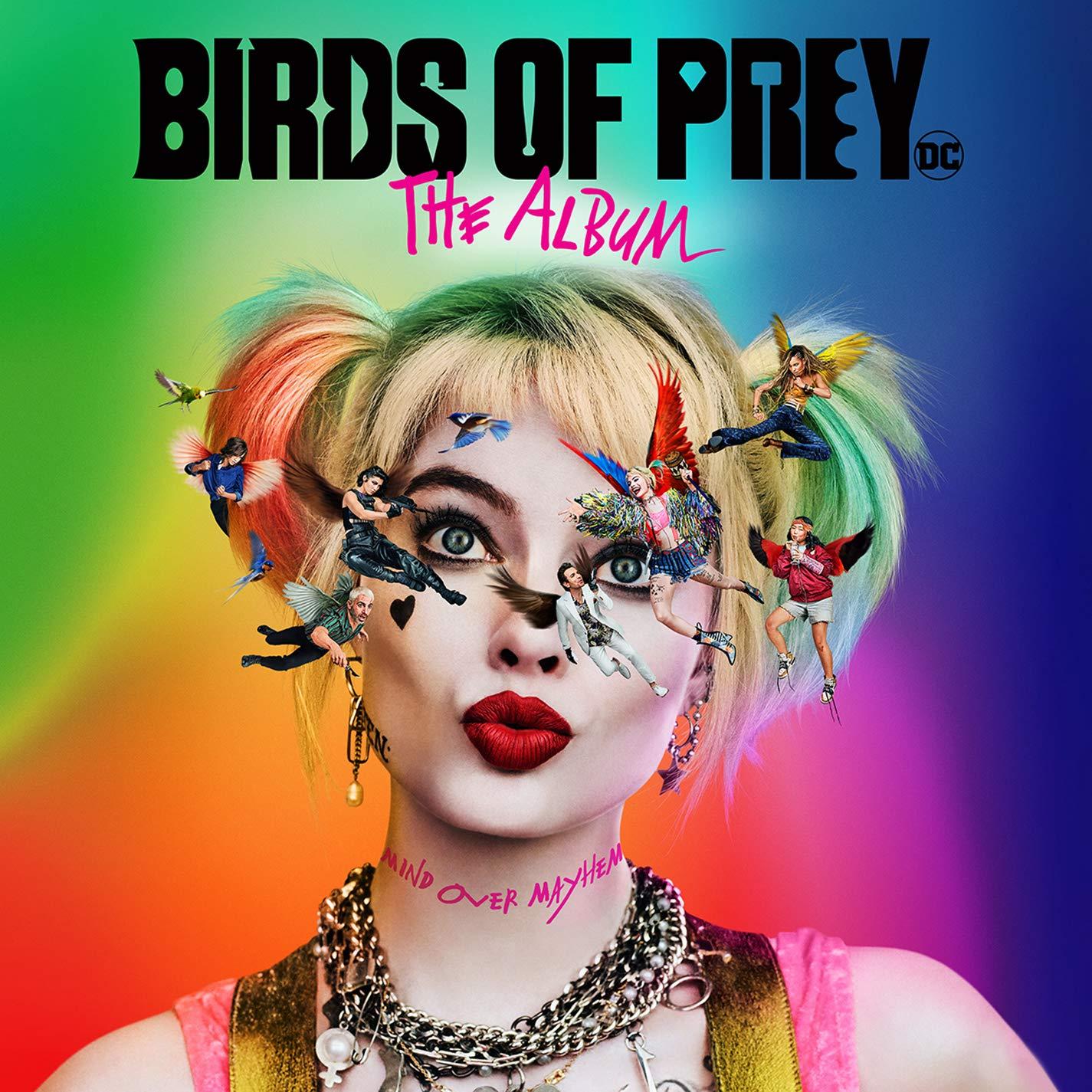 Birds Of Prey The Album Birds Of Prey The Album Picture Disc Vinyl Amazon Com Music