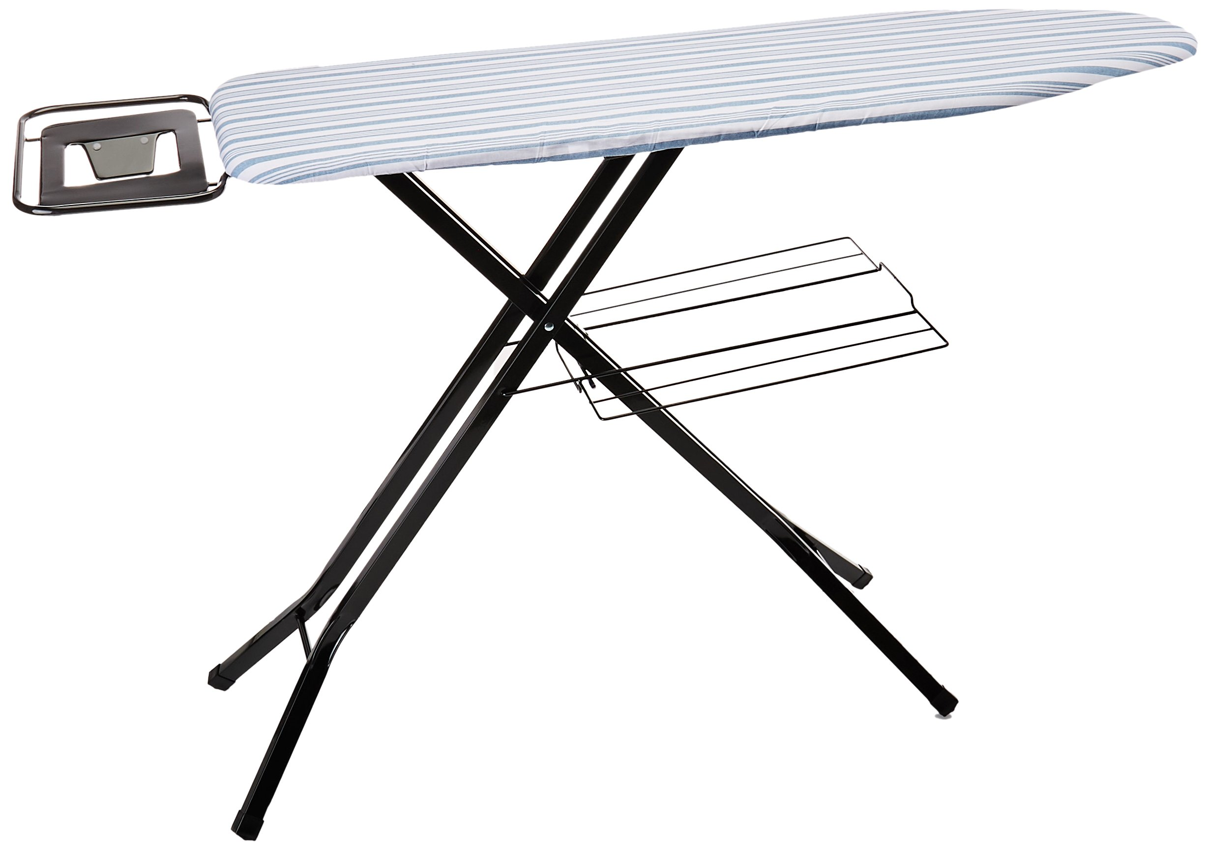 Honey-Can-Do Adjustable Deluxe Ironing Board with Iron Rest by Honey-Can-Do
