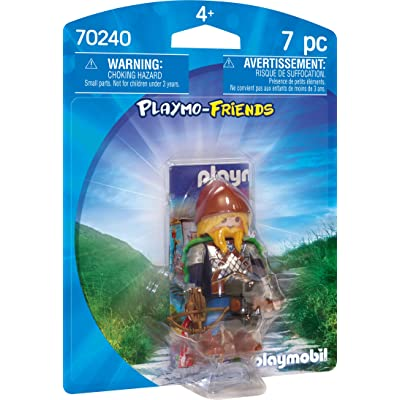 PLAYMOBIL 70240 Playmo-Friends Toy, Multicoloured: Toys & Games