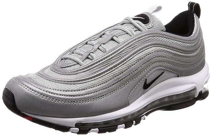Nike Air Max 97 Premium Silver Baffo Nero 42½