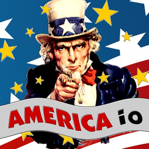 America io (Opoly-style Board Game) - Played Monopoly