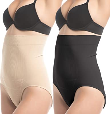 UpSpring Baby C-Panty C-Section Underwear for C Section Recovery (2-Pack C-Section Underwear) at Amazon Women's Clothing store