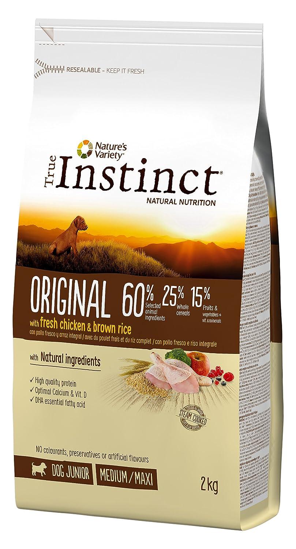 True Instinct pienso para Cachorros con Pollo: Amazon.es: Productos para mascotas