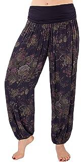 5ba9c5d03500 FASHION YOU WANT Damen Sommerhose Pumphose Haremshose Größe 34 36 bis Größe  48 50