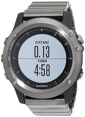 Garmin Fenix 3 Hr Saphir Amazon Co Uk Electronics