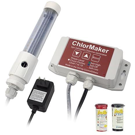 MegaChlor - Generador de cloro