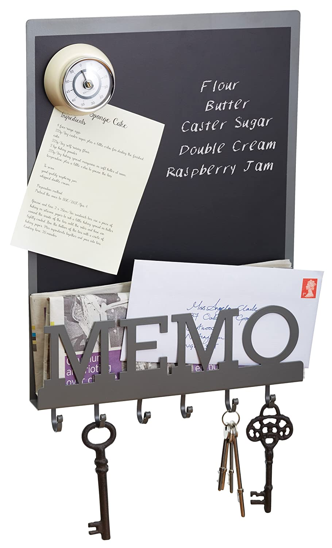 Kitchen Craft Living Nostalgia 30 x 3 x 43,5 cm Pizarra magn/ética