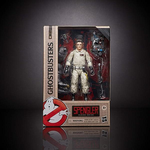 Ghostbusters Plasma Series Egon Spengler Action Figure