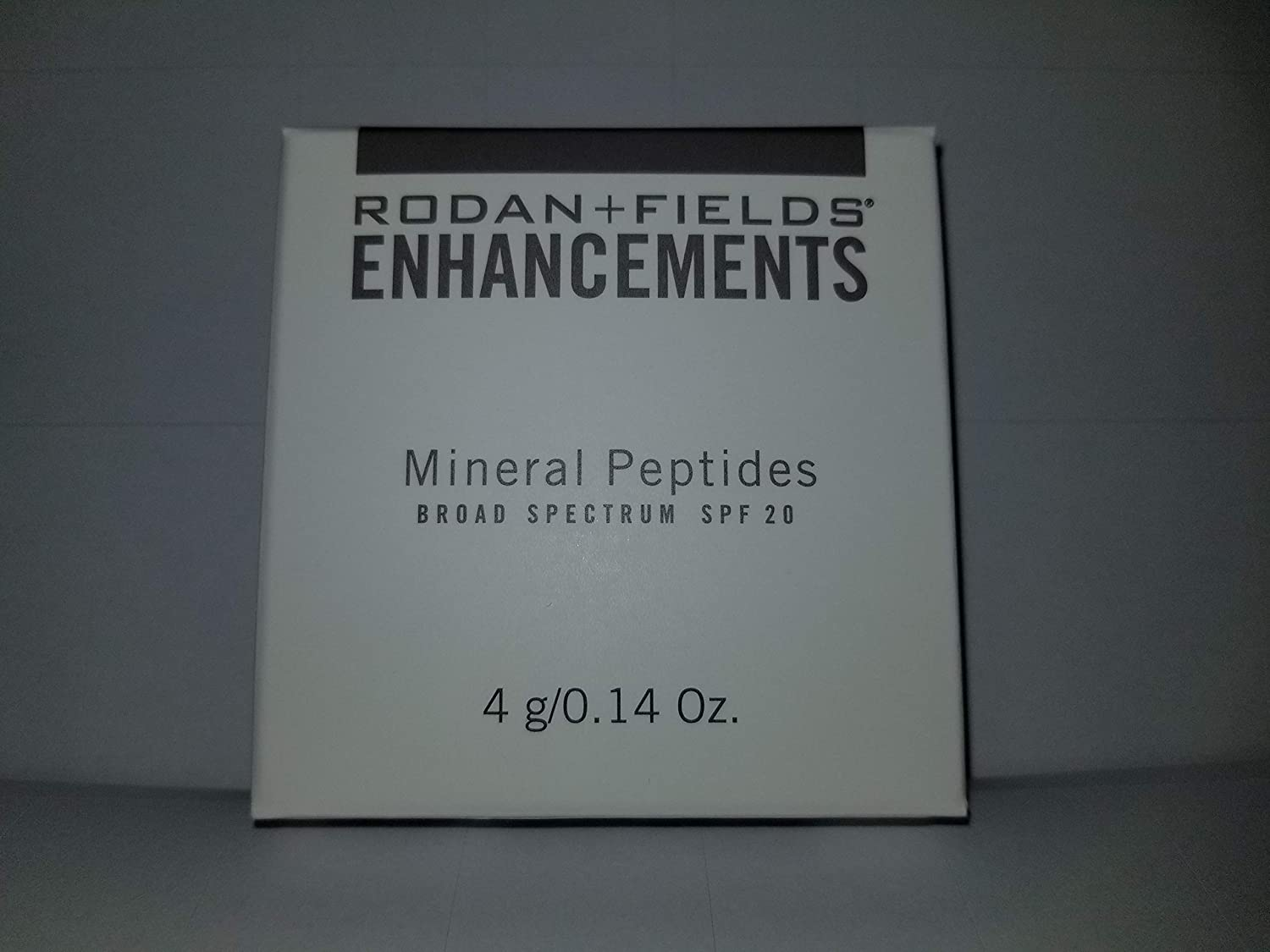 963835c2d37 Amazon.com : Rodan-Fields-Enhancements-Mineral-Peptides-SPF-20-Light-0-14-oz-BNIB  : Everything Else