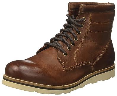 Superdry Herren Stirling Sleek Chukka Boots, Braun (Dark Chestnut), 42 EU 9d632d7995