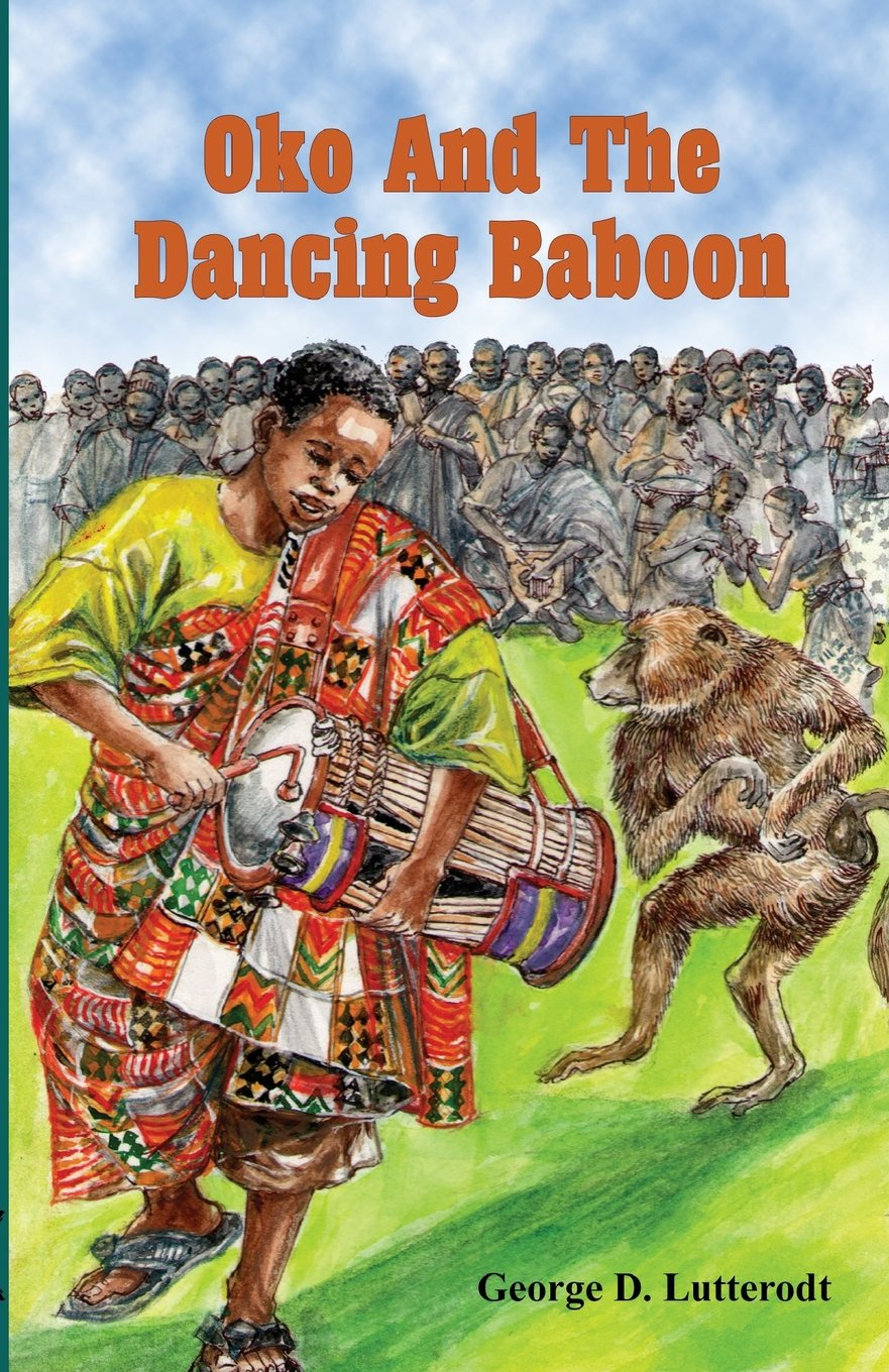 Download Oko and the Dancing Baboon PDF