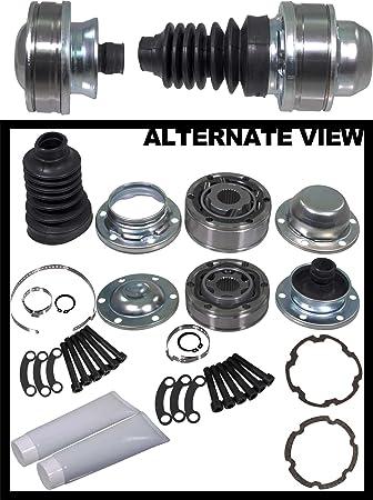 APDTY 043413 Drive Shaft CV Joint Kit Front