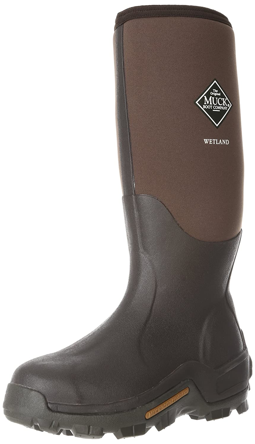 Amazon.com | The Original MuckBoots Adult Wetland Boot | Rain