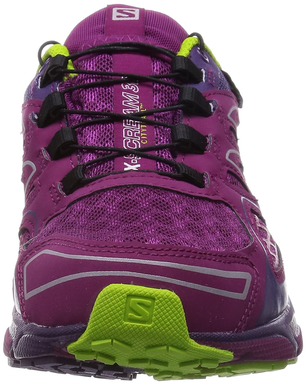 Salomon X Scream 3D GTX Chaussures de trail femmes B016DDHHQ2