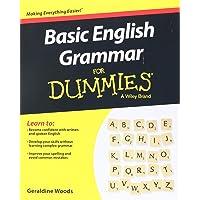 Basic English Grammar For Dummies - US