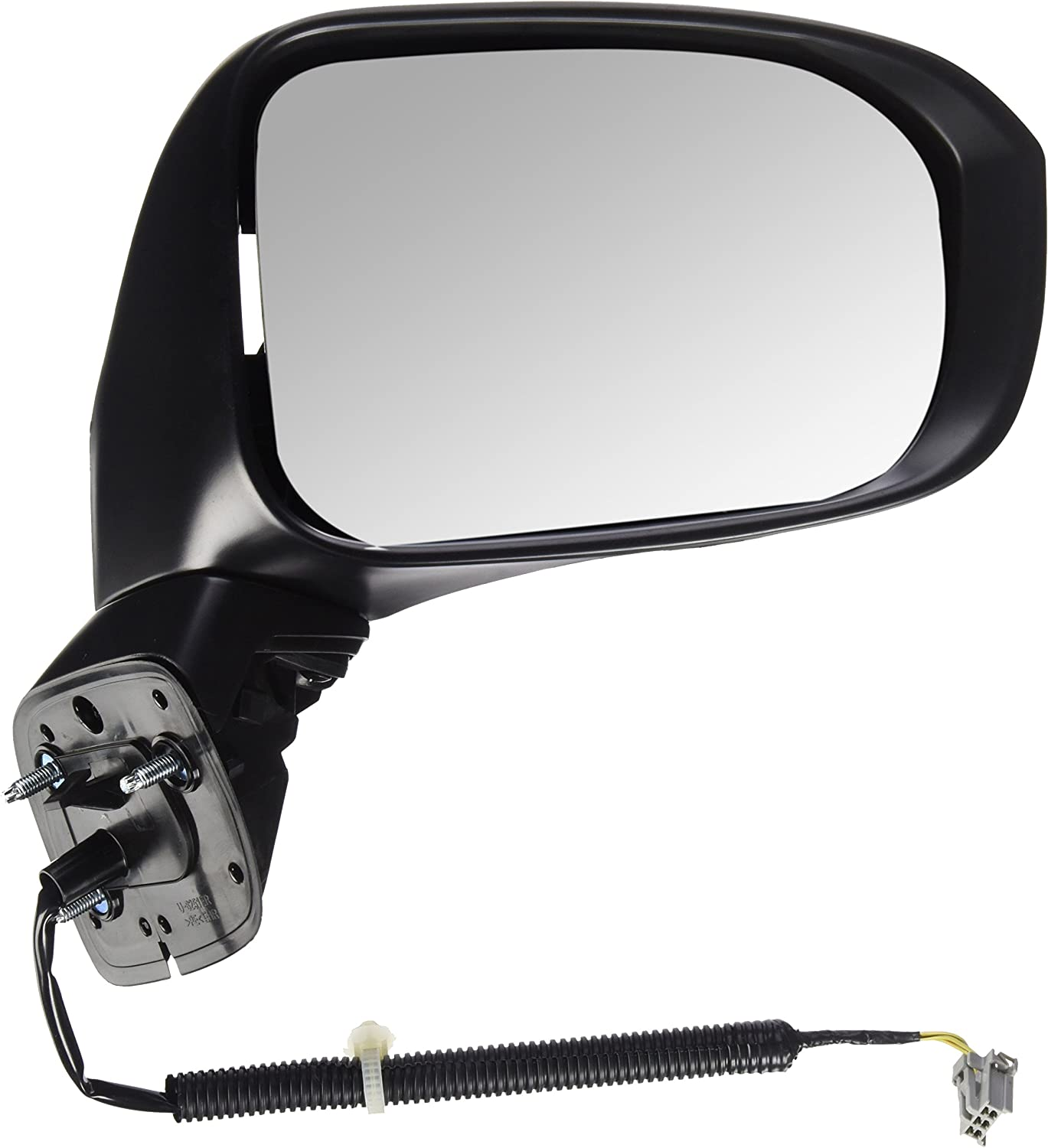 TYC 4711131 Compatible with HONDA Civic Non Heated Replacement Right Mirror 1 Pack