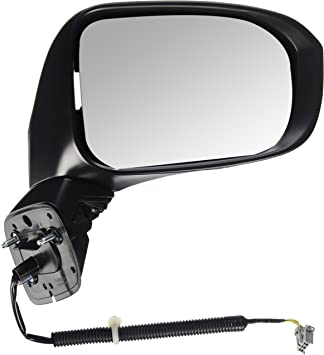 OE Replacement Toyota Avalon Driver Side Mirror Outside Rear View Unknown Partslink Number TO1320164