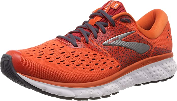Brooks Glycerin 16 Sneakers Laufschuhe Herren Orange