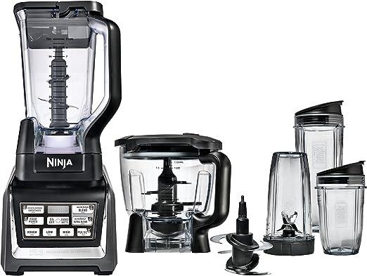 Amazon.com: Ninja Nutri Licuadora sistema, BL682, Plateado ...