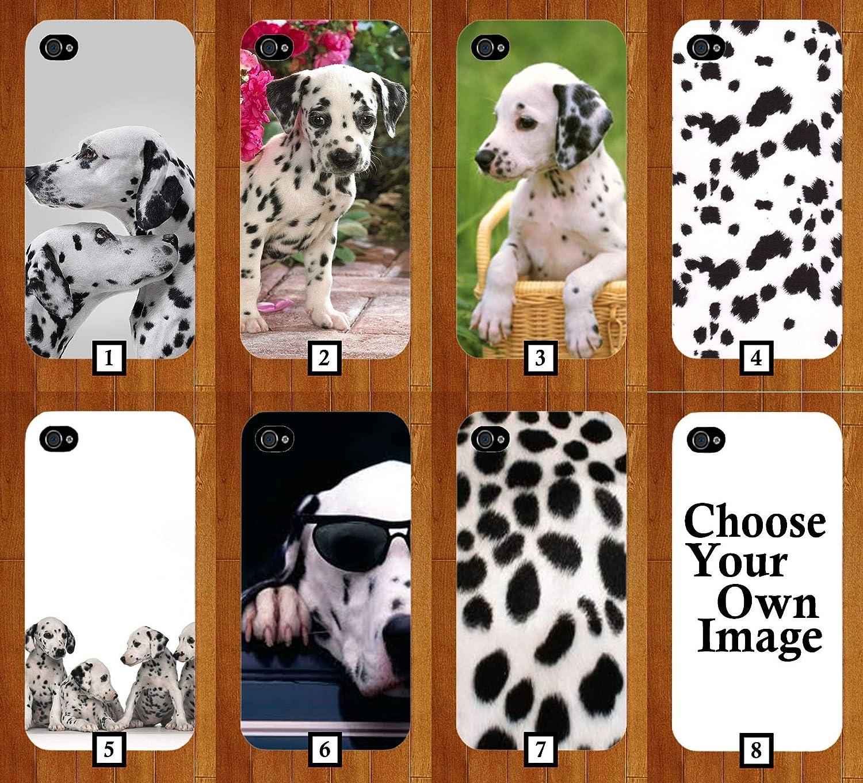 Dalmatian Phone Case Cover Dalmatians Dog Dogs 101 Print Pattern Style Dots iPhone Samsung Galaxy Google Pixel Huawei LG Sony Xperia OnePlus HTC Nokia 2 3 4 5 6 7 8 9 10 11 XL Plus PC256