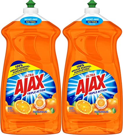 Amazon.com: Ajax 49860 ct detergente, líquido ...