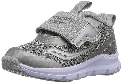 b15fde58 Saucony Girls Baby Liteform Sneaker