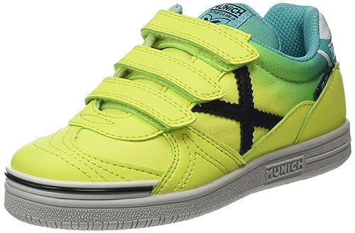 Munich G-3 Kid VCO Indoor, Zapatillas de Deporte Unisex niños: Amazon.es: Zapatos y complementos