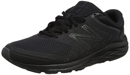 Nero 40.5 EU NEW BALANCE 490V5 SCARPE SPORTIVE INDOOR UOMO BLACK/PHANTOM