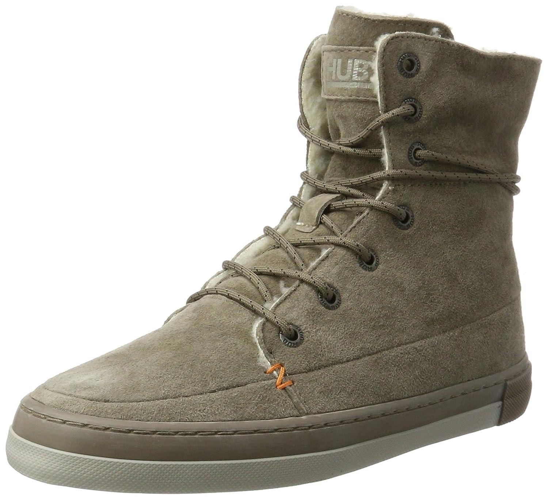 Hub Damen Vermont Taupe/Dark High N30 Hohe Sneaker Beige (Dark Taupe/Dark Vermont Taupe-cool Taupe) 4a8563