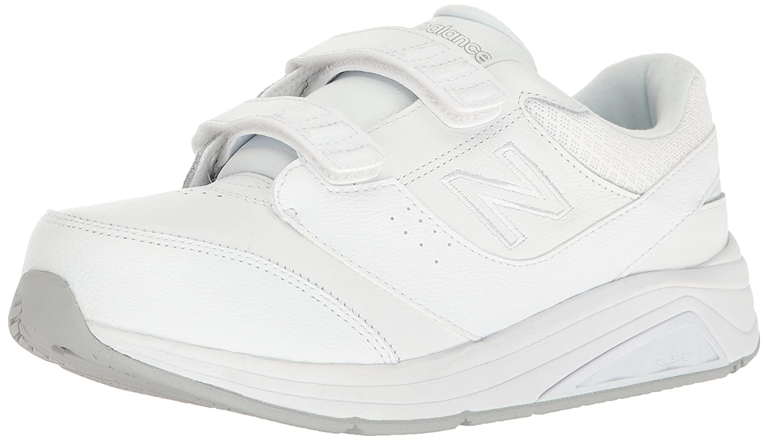 New Balance Women's Womens 928v3 Walking Shoe Walking Shoe B01N43MCRJ 12 B(M) US|White/White