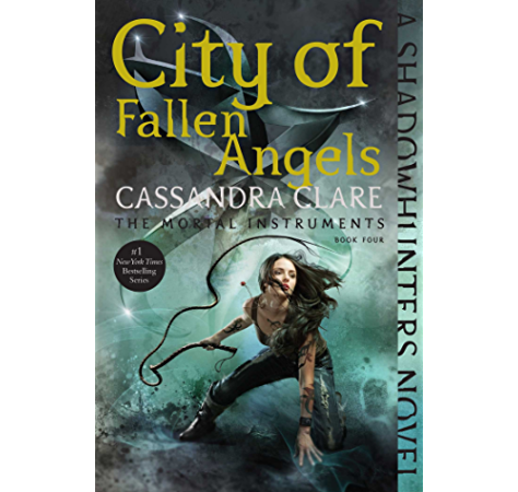 Amazon Com City Of Fallen Angels The Mortal Instruments Book 4 Ebook Clare Cassandra Kindle Store