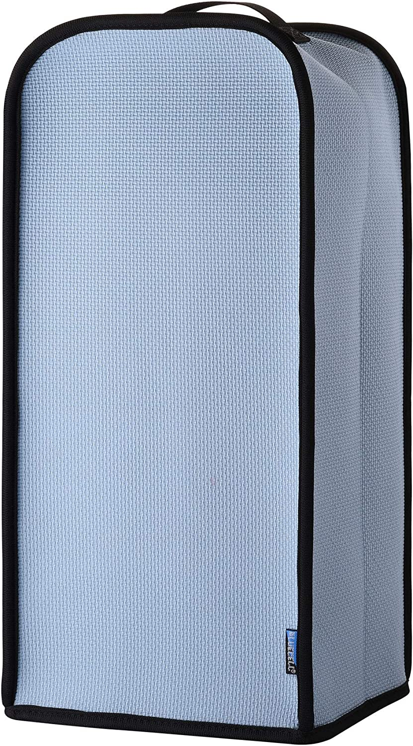 Bluecell Blender Dust Cover Home Appliance Blender Neoprene Dust Cover Fingerprint Protection (Light Blue)