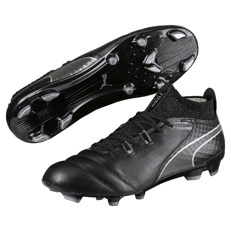 PUMA メンズ B075ZZ7Z2S 8|Black / Black / Slver Black / Black / Slver 8