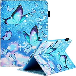 iPad Mini Case, iPad Mini 5 Case, iPad Mini 2 / 3 / 4 Case, Ciaoye Multi-Angle Viewing Folio Smart Leather Cover with Auto Sleep/Wake for iPad Mini 1/2/3/4/5 7.9