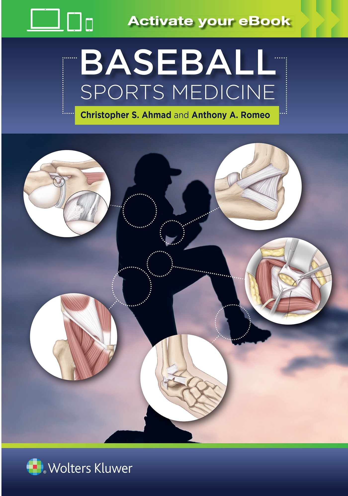 Baseball Sports Medicine by LWW
