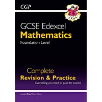 New GCSE Maths Edexcel Complete Revision & Practice: Foundation - Grade 9-1 Course (with Online Edn)