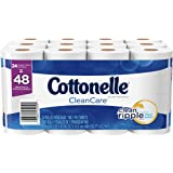 Cottonelle Clean Care, 24 Double Rolls, 4.296 lb