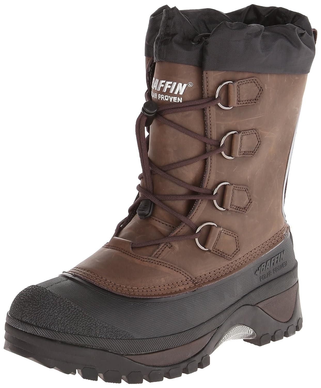 Brown Baffin Men's MUSKOX Snow Boots