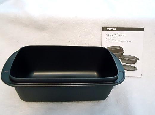 Amazon.com: Tupperware Ultra Pro – Horno microondas molde ...